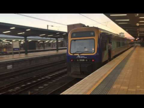 NSW Trainlink XPT'S