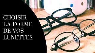 Comment choisir des lunettes adaptées à son visage ?