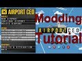 Airport CEO - How to add mods tutorial