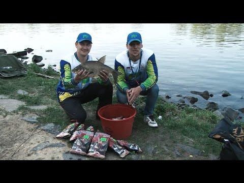 ловля рыбы на канале имени москвы