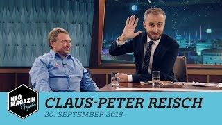 Claus-Peter Reisch zu Gast im Neo Magazin Royale mit Jan Böhmermann - ZDFneo