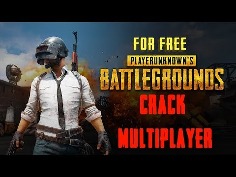 ✅[June 2018] PLAYERUNKNOWN'S BATTLEGROUNDS [PUBG] + MULTIPLAYER [CRACK]