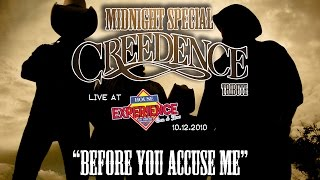Before You Accuse Me - Experience Bar - 10/12/2010 (Midnight Special CCR Tribute)