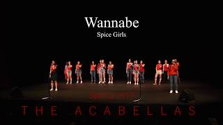 Wannabe - Spice Girls (The AcaBellas Cover)