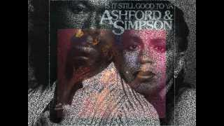 Watch Ashford  Simpson You Always Could video