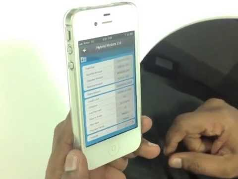 PeopleSoft Financials Customer Insight (inView)