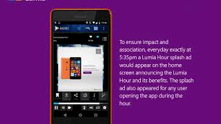 Lumia 535 at 5:35pm - Affle Mobile Marketing (MAAS)