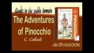 The Adventures of Pinocchio Audiobook Carlo COLLODI