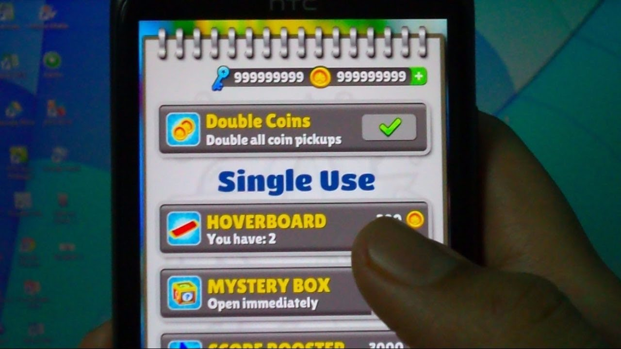 unlimited coins and keys subway surfers free download