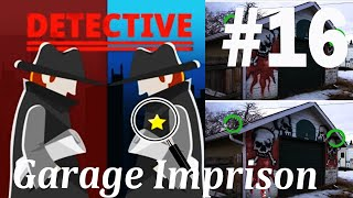 Find The Differences - The Detective Answers: Garage Imprison Level 1- 10