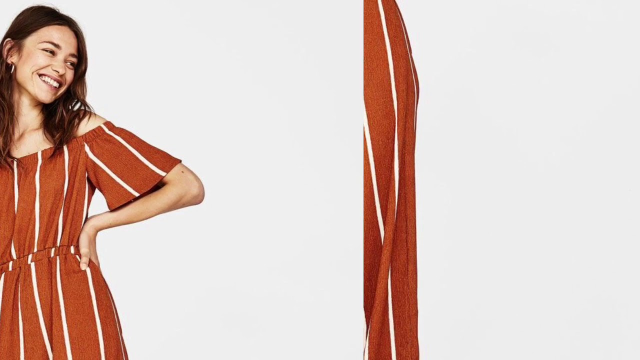 Outfit En Tendencia Enterizos Pantalon A Rayas Moda 2020 Ropa Mujer Tendencias 2020 2021 Youtube