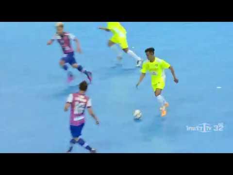 ไฮไลท์ AFF Futsal Club 2017 : Thaiport FC (THA) [4] ชนะ Permata Indah Manokwari FC  (IDN) [1]