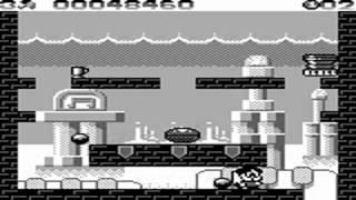 Parasol Stars : Rainbow Islands II sur Game Boy