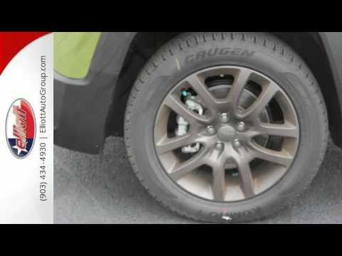 New 2016 jeep renegade mt pleasant tx greenville tx for Elliott motors mt pleasant tx