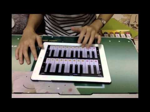 Beautiful Now - Zedd ft. Jon Bellion | Linh S | #Ipad Cover