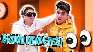 Got Him EYEBALL IMPLANTS!! *Emotional*