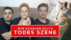 [REACTION] Nora Lars und Dominik gucken Elli's TODESSZENE