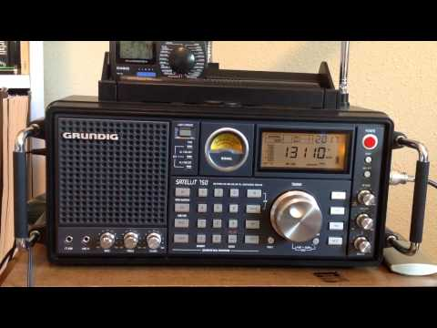 Caribbean Sea Weather Station WLO - 13110 Khz