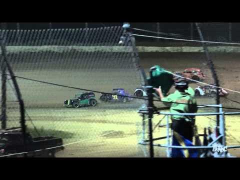 Moler Raceway Park   7.24.15   Ohio Valley Roofers Legend Car Series   Feature