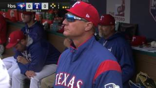 October 07, 2016-Toronto Blue Jays vs. Texas Rangers {ALDS G2}