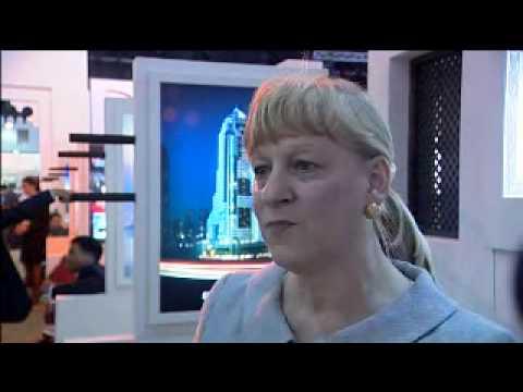 Pam Wilby, GM, Royal Meridien & Grosvenor House Hotels @ ATM 2009