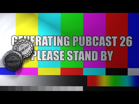 The Photography Pubcast #26 - Tigers, toilets and are we turning into robots?