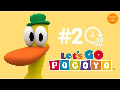 Pocoyo Full Episodes In English Car Race