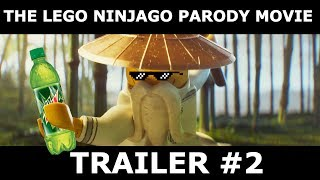 The LEGO Ninjago Parody Movie - Trailer #2