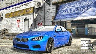 GTA 5 REAL LIFE MOD MICHAEL #8 BUYING A NEW CAR!! (GTA 5 REAL LIFE MOD)