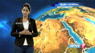 Weather Forecast | 29.04.2016 | News7 Tamil