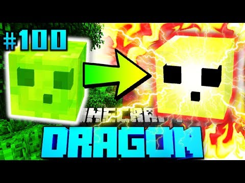 SLIMY's FINALE EVOLUTION?! - Minecraft Dragon #100 [Deutsch/HD]