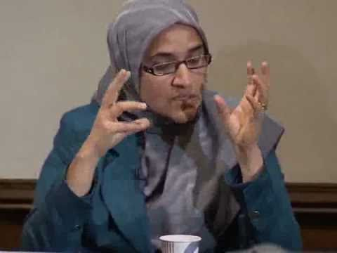 Who Speaks For Islam Dalia Mogahed At University Of Wisconsin