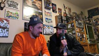 Live! Rhymin Simon Interview bald auf TV ...