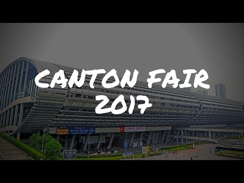 Find a eCommerce Supplier at the Canton Fair in China