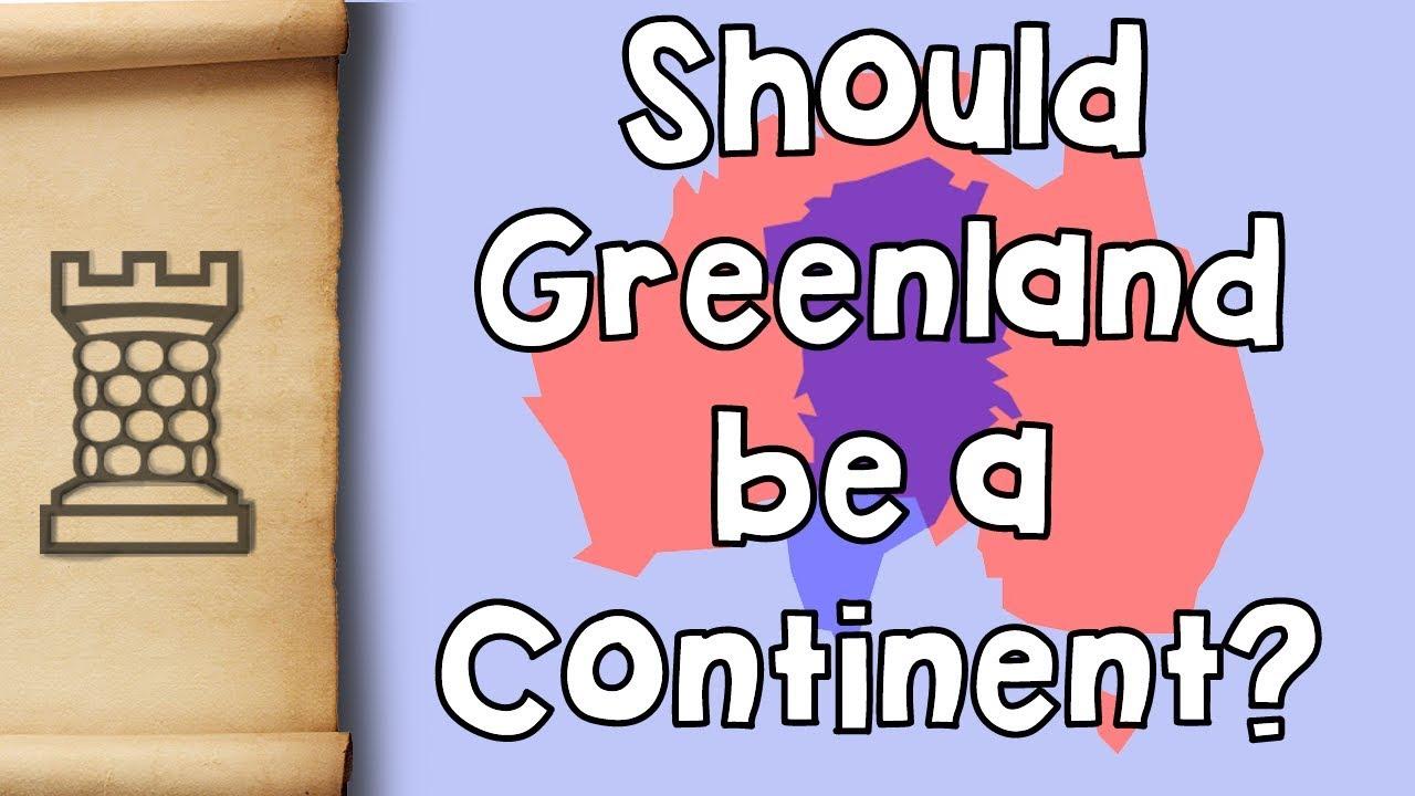 Perbedaan Greenland Dan Australia Dalam Penyebutan Pulau dan Benua. Ada Yang Tahu ?