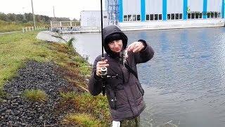 Ловля Окуня на Отводной Поводок, Джиг. Осень. Белоозерск. Беларусь.