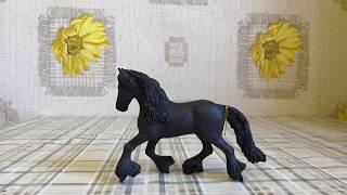 Распаковка фигурок Schleich, Раро, Safari ltd . Лошади, волки (Шляйх/Сафари/Паро)