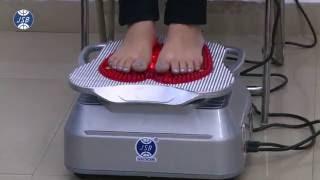 blood circulation massager jsb hf12 video demonstration
