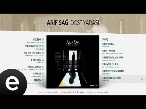 Güzeller Bezenmiş (Arif Sağ) Official Audio #güzellerbezenmiş #arifsağ - Esen Müzik