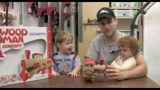 Woodman Concept Kids Woodworking Project Kits