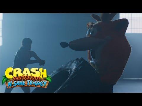 Workout | Crash Bandicoot™ N. Sane Trilogy