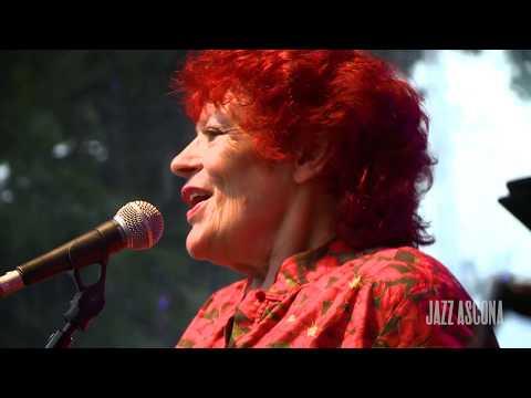 Dana Gillespie Joachim Palden Band Jazzascona17