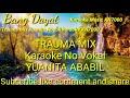 Trauma Mix Yuanita Ababil Karaoke Kn7000