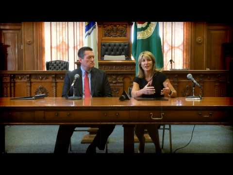 Lieutenant Governor Karyn Polito Talks About The State