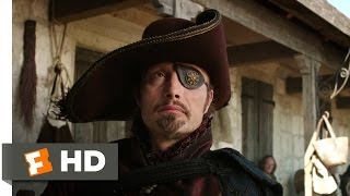 The Three Musketeers (1/9) Movie CLIP - Insult to Buttercup (2011) HD