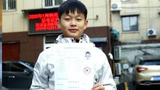 Cậu bé lập kỷ lục Guinness, 11 tuổi vào đại học