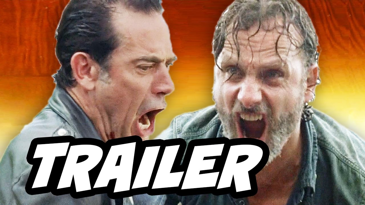 Download The Walking Dead 7x09 Promo Breakdown - All Out War
