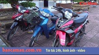 Cà Mau: Cảnh báo tình trạng trộm cắp xe môtô