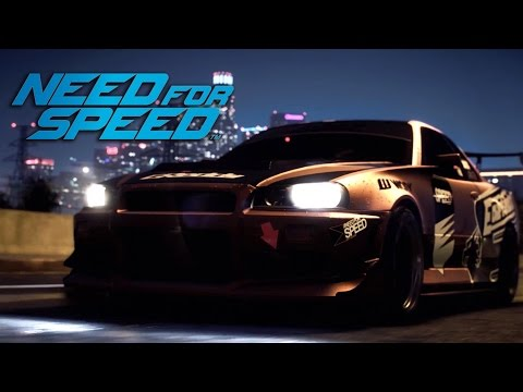 Need for Speed - Legends Update Trailer