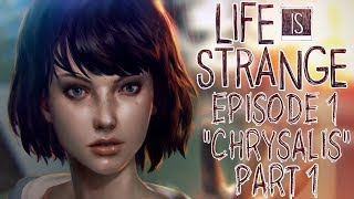 I Can Time Travel Life is Strange Ep 1 walkthrough